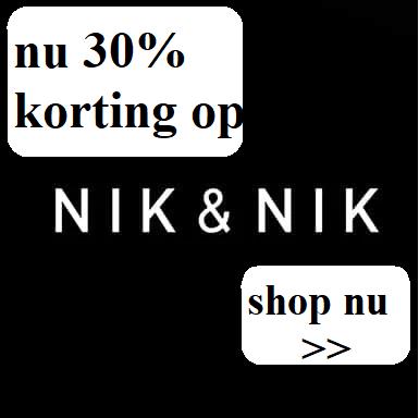 nik&nik korting